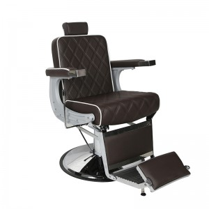 Chrysler Hydraulic Barber Chair-2